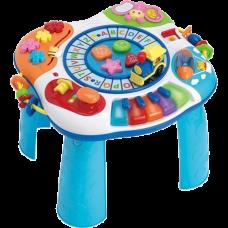 """Развивающий столик """"Веселый паровозик"""" Winfun."""