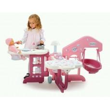 Набор игровой для пупса Baby Nurse без кукол (пупсо уход)
