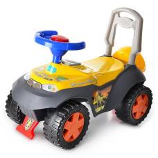 Машинка - толокар Огненный Дино