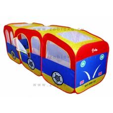 Игровая палатка - автобус