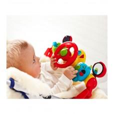 """Активная игрушка на коляску """"Руль управления для малыша"""". 3 месяца+"""
